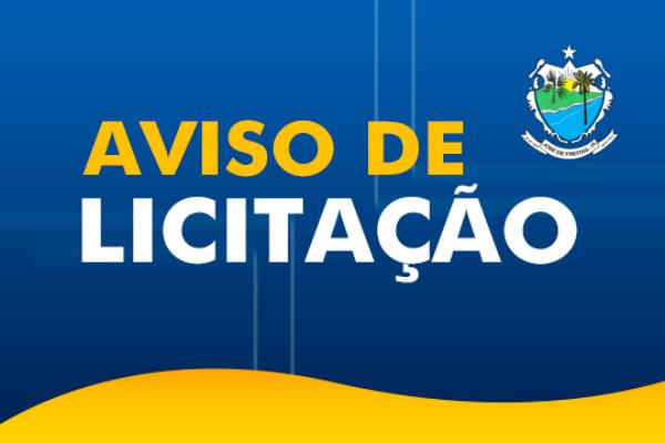 AVISO SUSPENSÃO/PROCEDIMENTO LICITATÓRIO    REF. PROCESSO ADMINISTRATIVO Nº 030/2021 - PMJF/PI