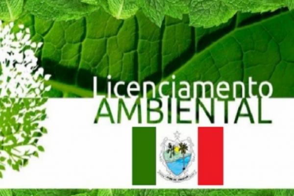 PUBLICAÇÃO DE LICENCIAMENTO AMBIENTAL