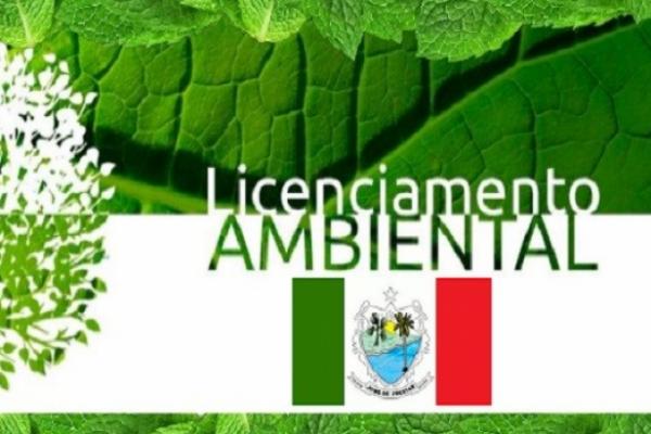 LICENÇA AMBIENTAL PARA POSTO DE COMBUSTÍVEL - MENDES & BATISTA LTDA